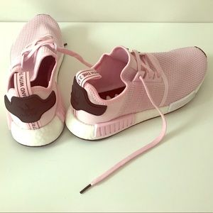 Adidas Baby Pink Limited Edition- Never worn !